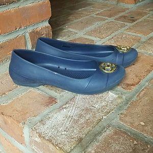 CROCS Shoes - Navy Blue Crocs